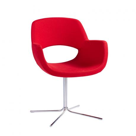 Roels PAX Fauteuil rood