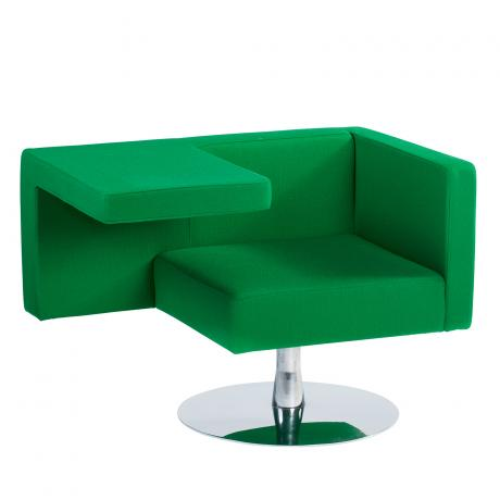 Offecct Solitaire fauteuil groen